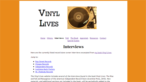 Vinylives